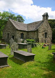 St Michaels Church Betws-y-Coed