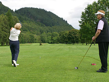 Golf Club Betws-y-Coed photo